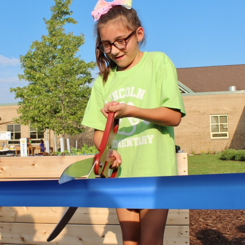 Lincoln Grows ribbon cutting ceremony, 09.20.2019