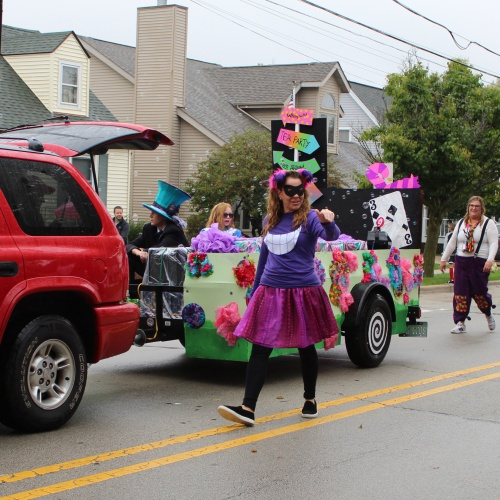 68th annual Community Homecoming Parade, 09.28.2019