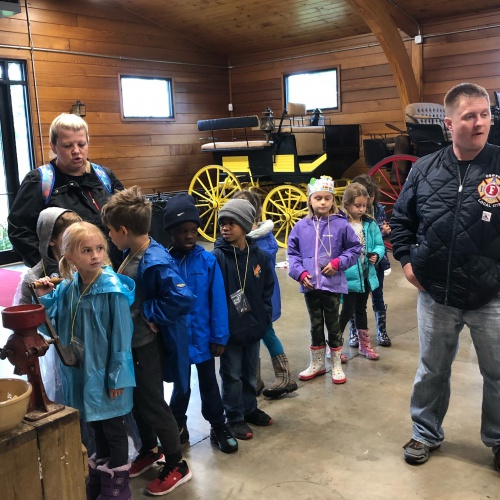 Blackberry Farms-1st grade Fieldtrip