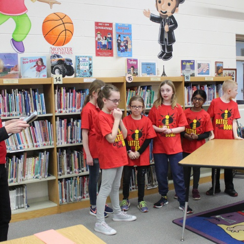 Battle of the Books, 01.31.2020