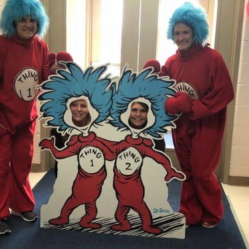 Dr. Seuss week, 03.2020
