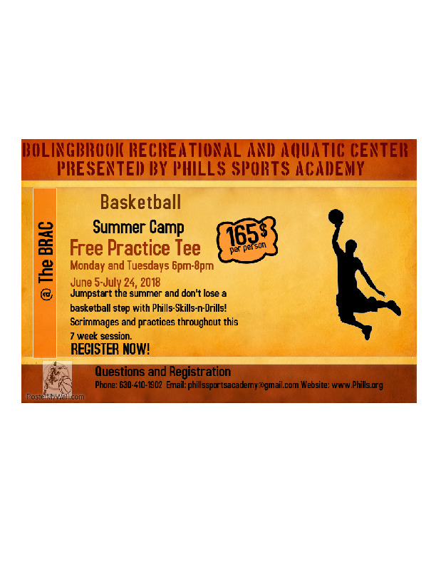 In-House Basketball Camp @ the BRAC