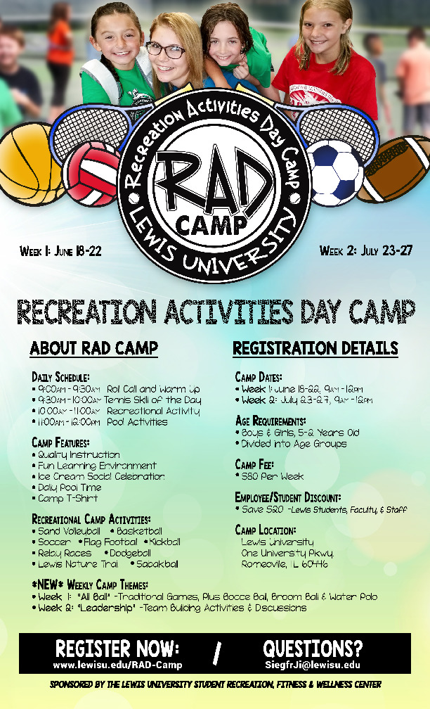 Lewis University RAD Camp