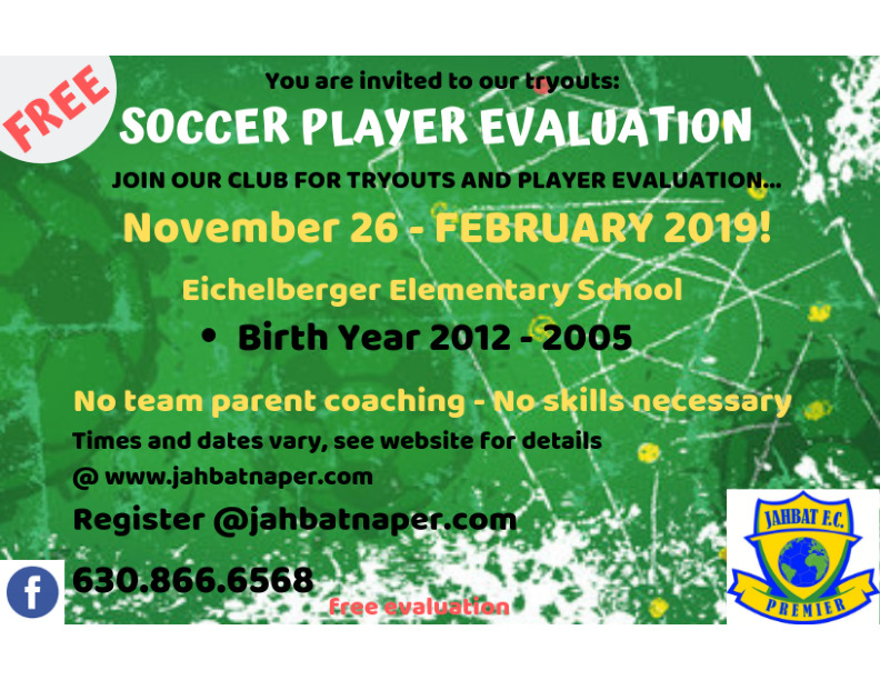 Soccer Player Evaluation